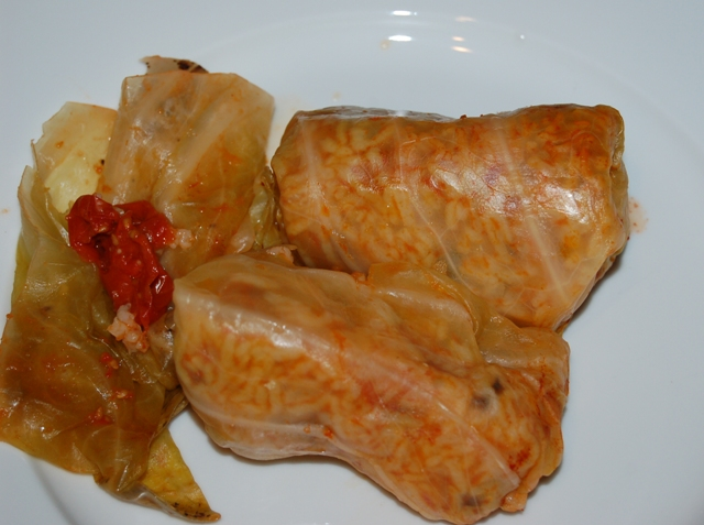 Stuffed Cabbage 13